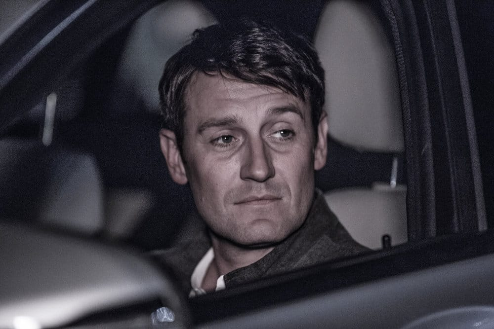 "SHOOTER -- ""The Hunting Party"" Episode 201 -- Pictured: Josh Stewart as Solotov"