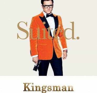 KINGSMAN THE GOLDEN CIRCLE Character Poster Taron Egerton
