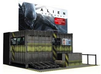 Alien Colonist Certification Test