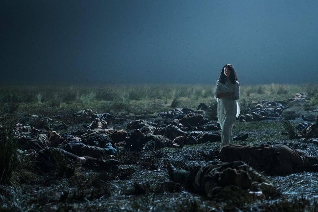 Caitriona Balfe as Claire Randall Fraser 301