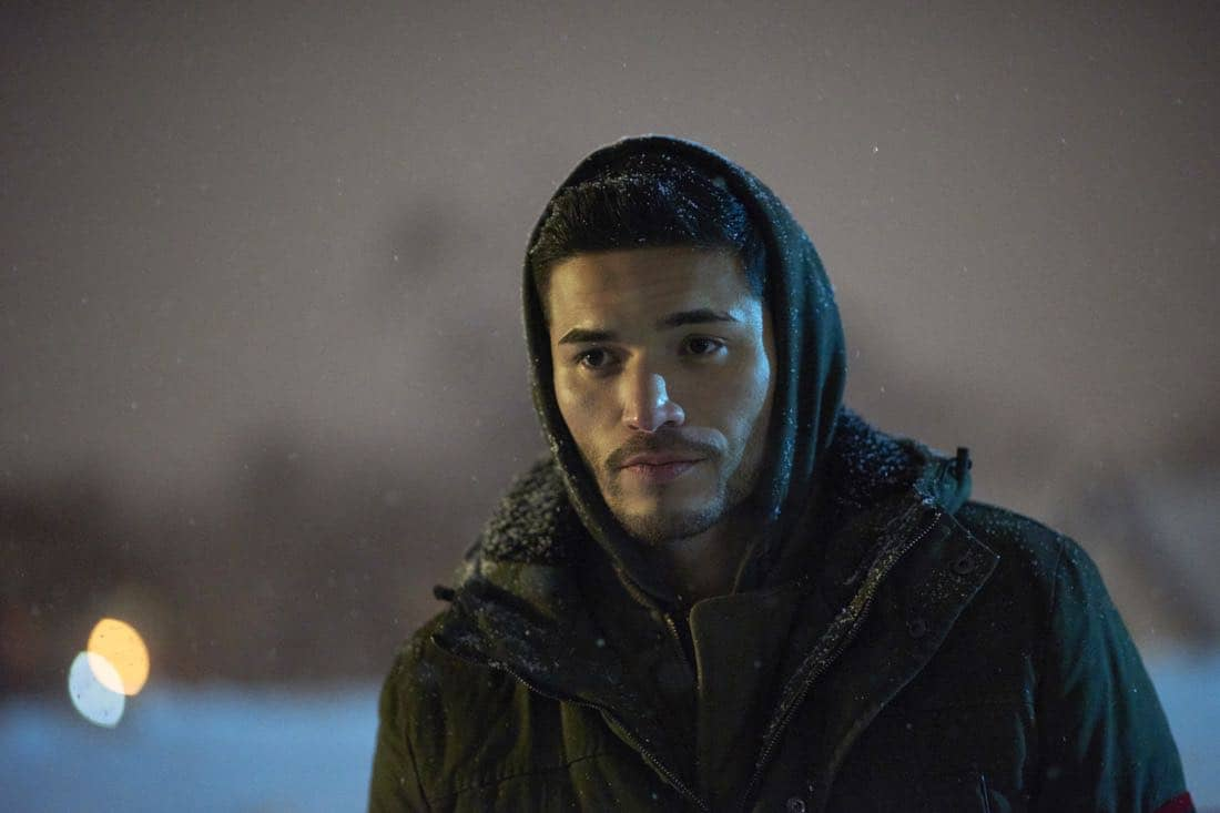 THE STRAIN -- Season Four - Pictured: Miguel Gomez as Augustin Elizalde