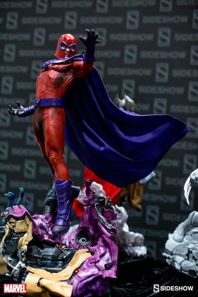 Press PreviewNight Sideshow Magneto