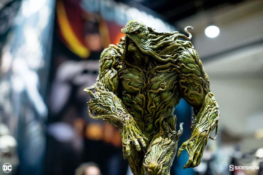 Press PreviewNight Sideshow SwampThing