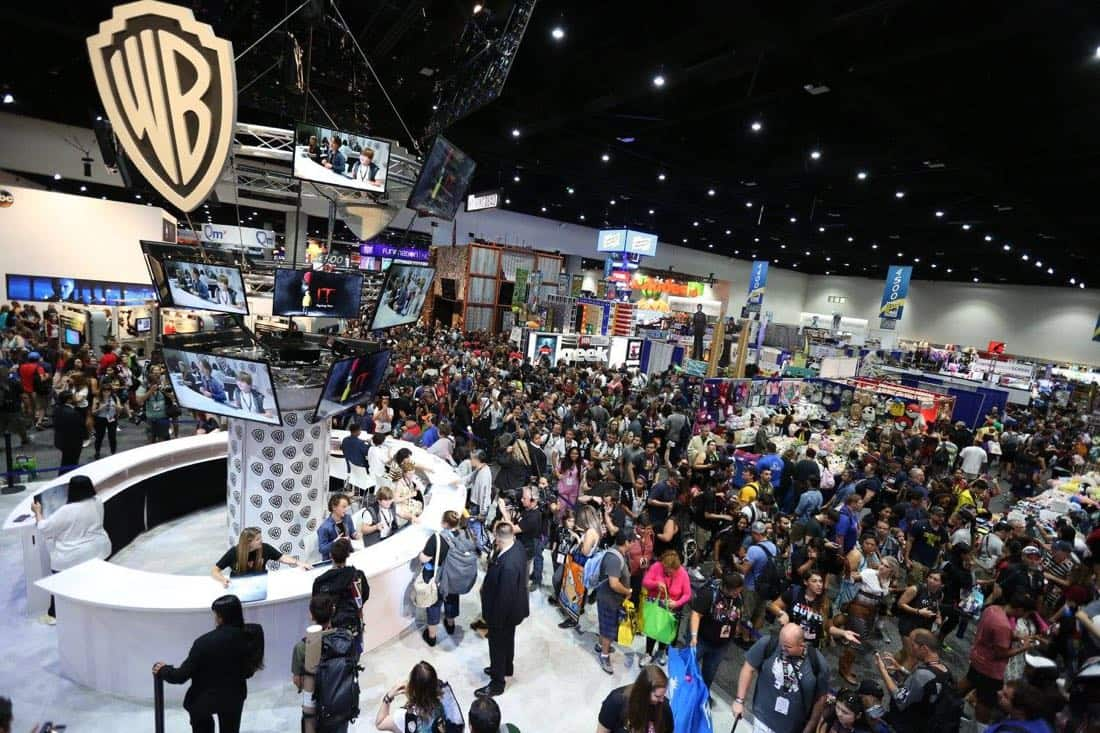 It Movie Comic Con 2017 Cast Signing 6