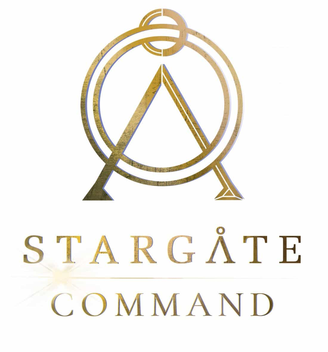 Stargate Command gold stacked