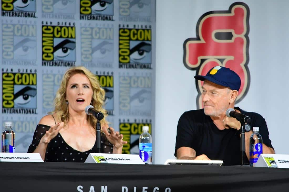 Psych The Movie Panel 2017 San Diego Comic Con 24