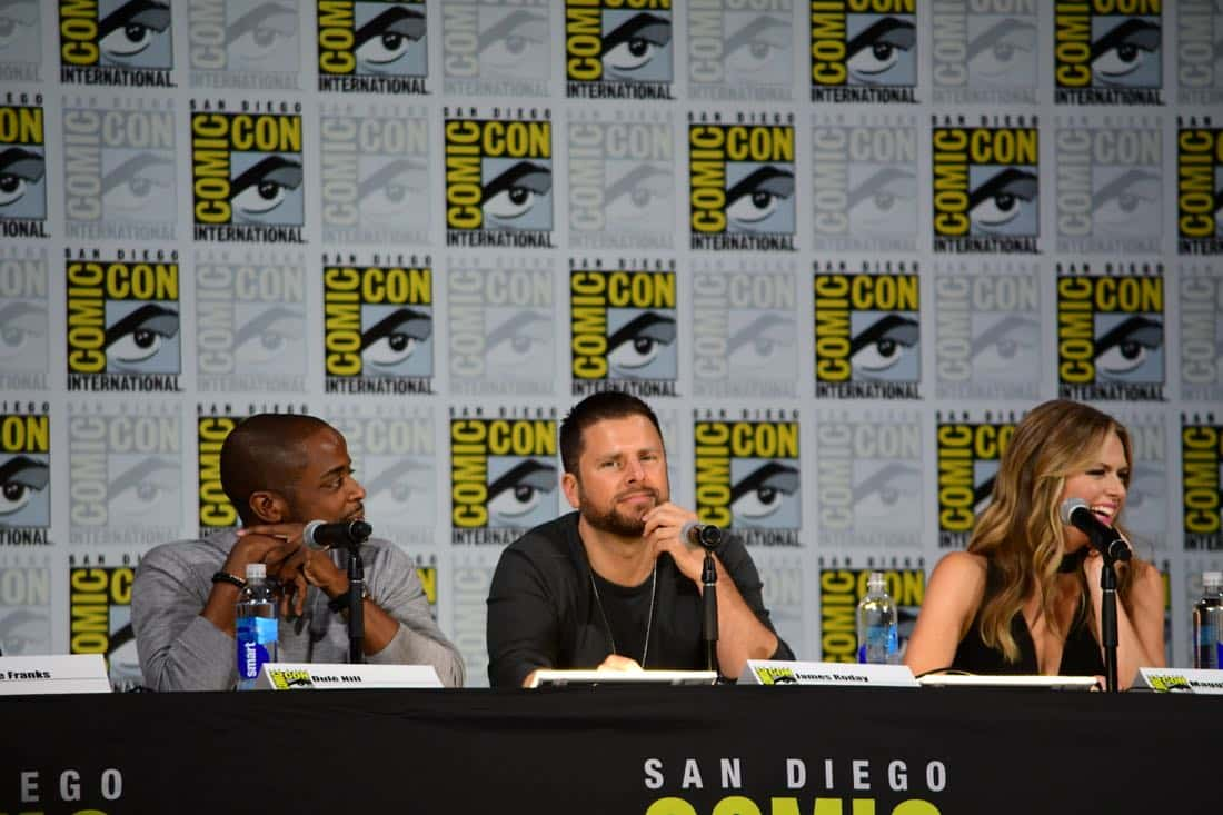 Psych The Movie Panel 2017 San Diego Comic Con 28