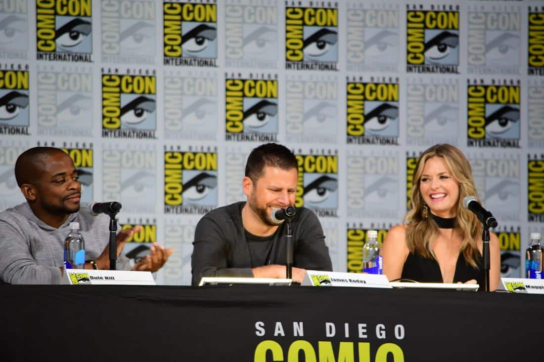 Psych The Movie Panel 2017 San Diego Comic Con 16