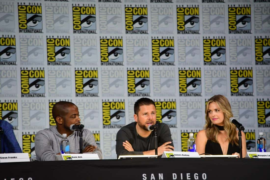 Psych The Movie Panel 2017 San Diego Comic Con 17