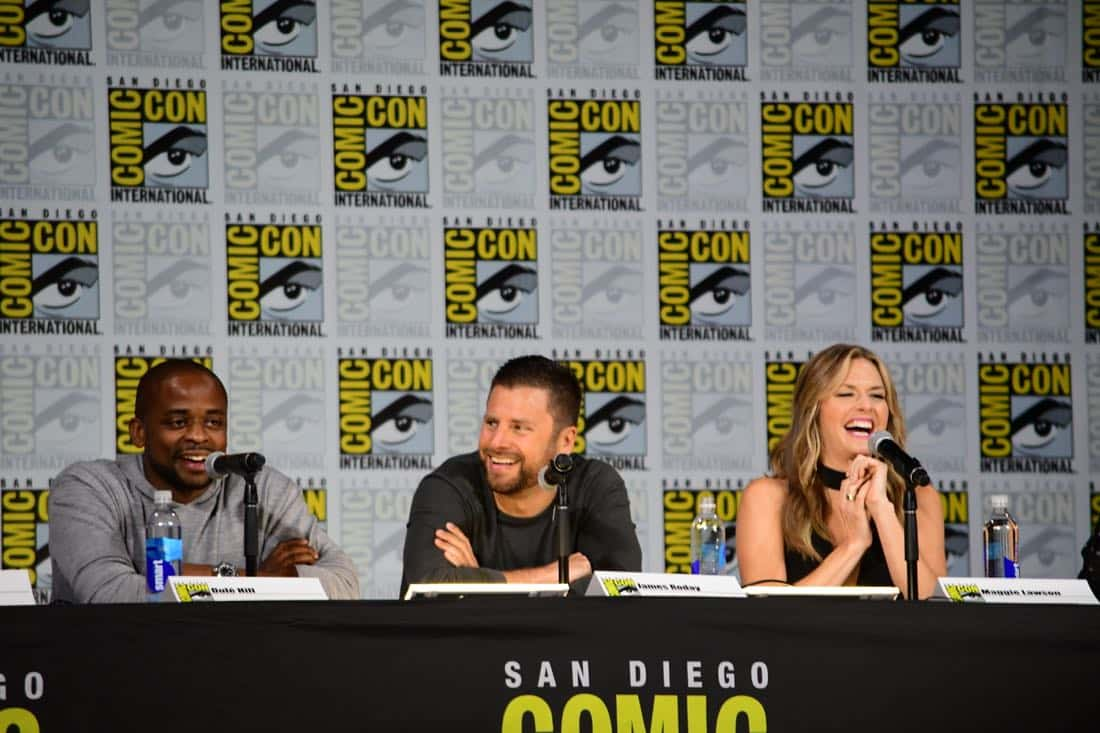 Psych The Movie Panel 2017 San Diego Comic Con 22
