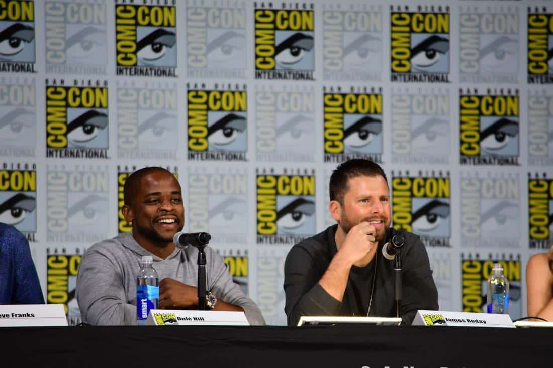 Psych The Movie Panel 2017 San Diego Comic Con 23