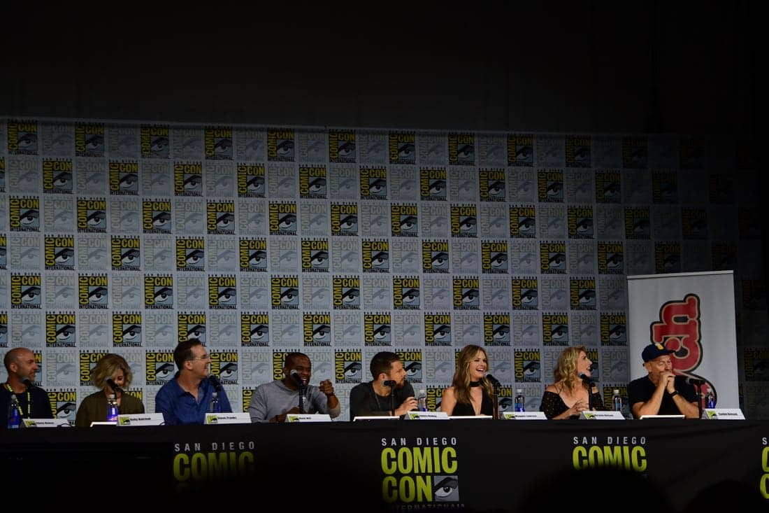 Psych The Movie Panel 2017 San Diego Comic Con 08