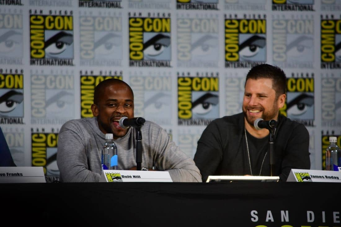 Psych The Movie Panel 2017 San Diego Comic Con 09