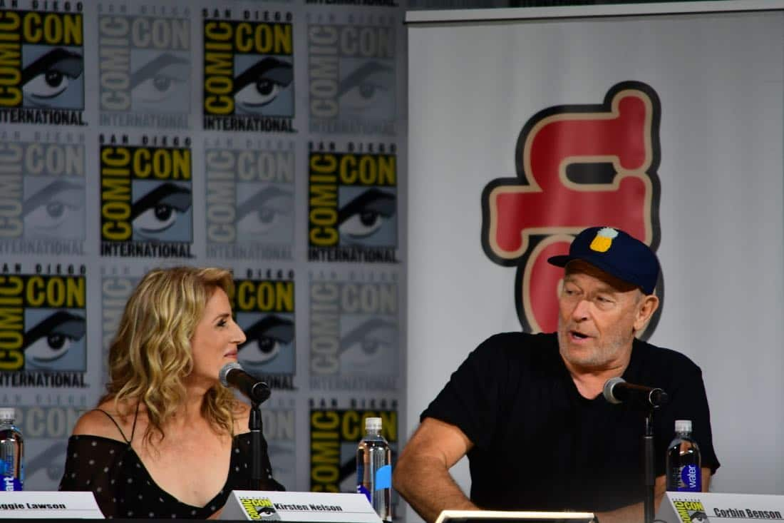 Psych The Movie Panel 2017 San Diego Comic Con 10
