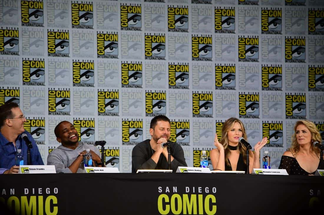 Psych The Movie Panel 2017 San Diego Comic Con 12
