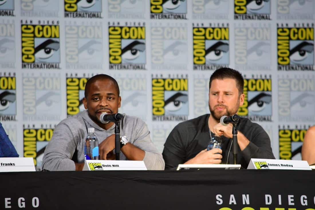 Psych The Movie Panel 2017 San Diego Comic Con 13