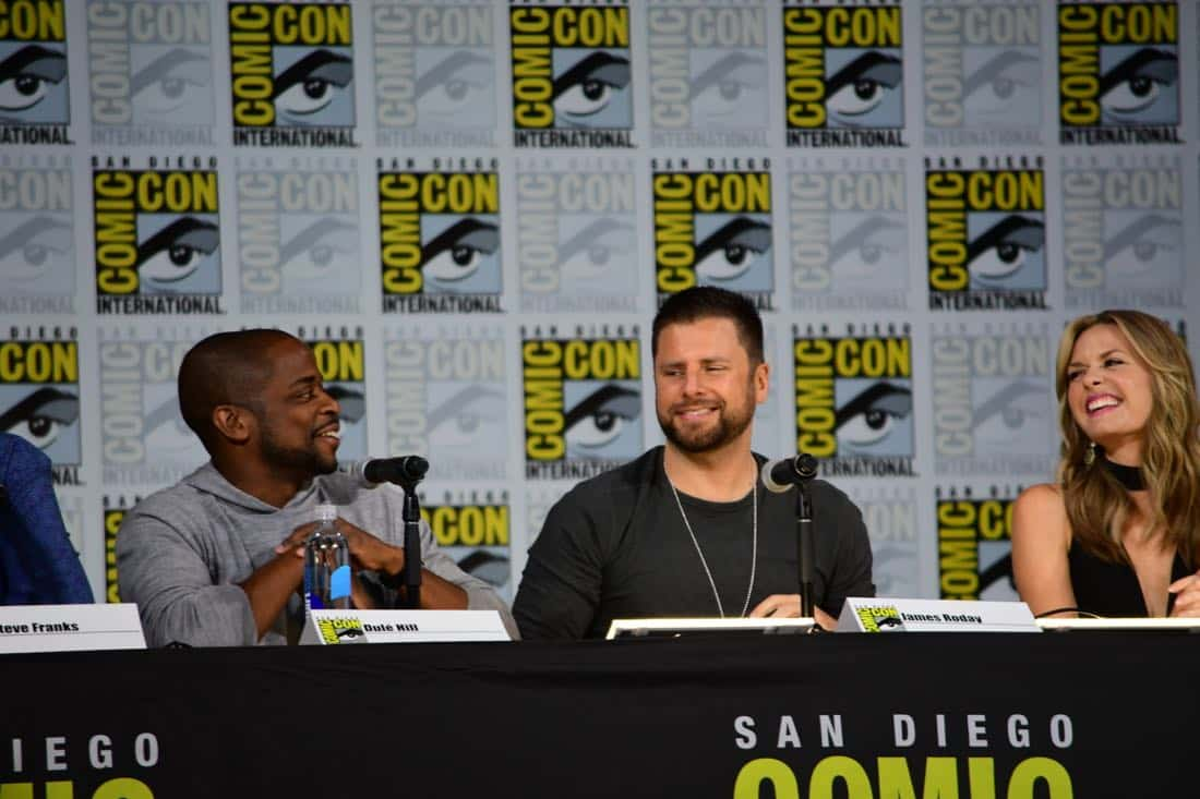 Psych The Movie Panel 2017 San Diego Comic Con 15