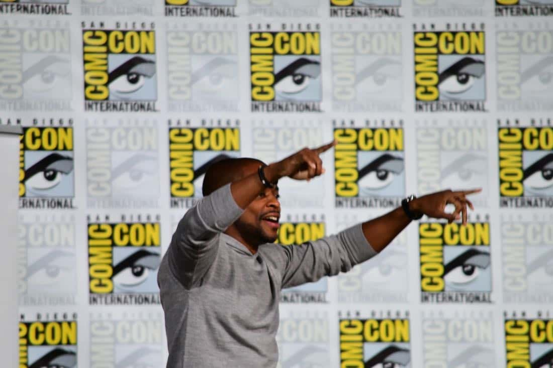 Psych The Movie Panel 2017 San Diego Comic Con 06
