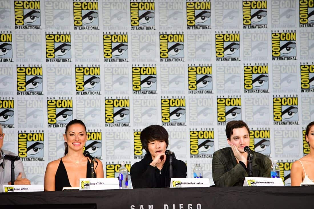 The 100 Comic Con 2017 Panel 22