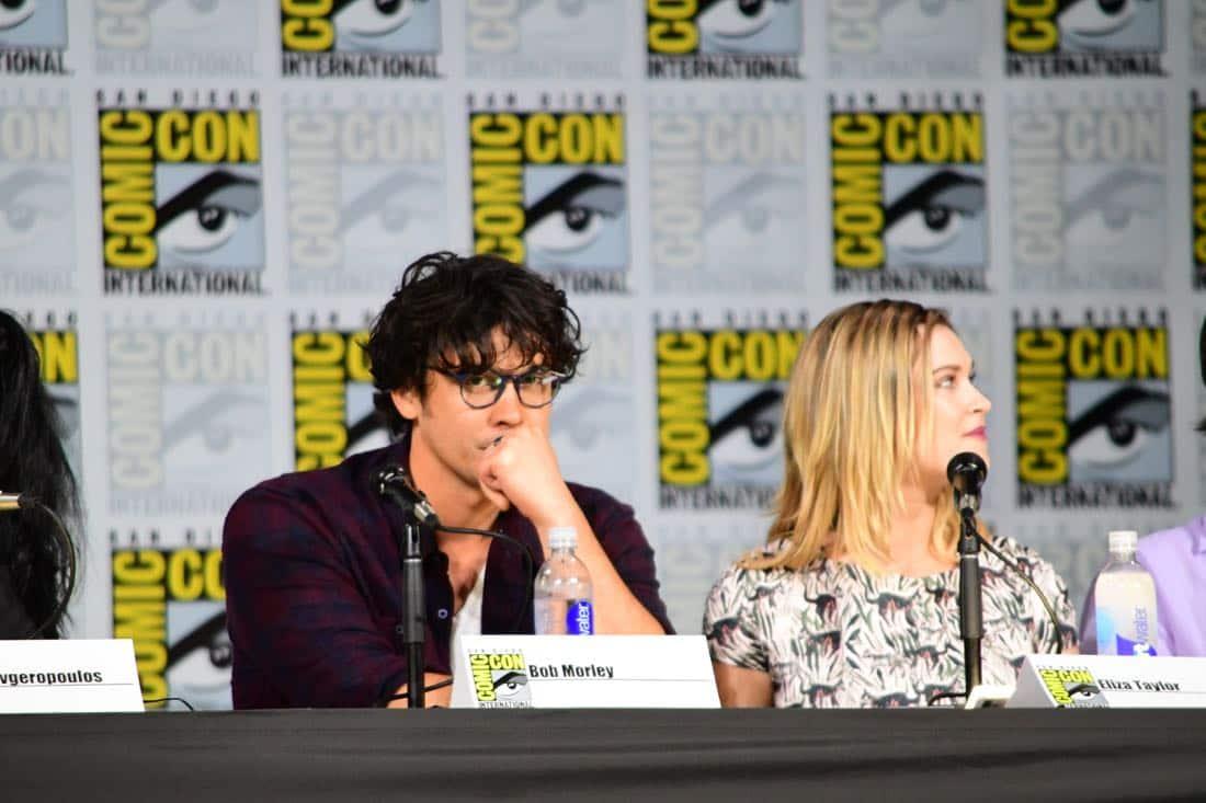 The 100 Comic Con 2017 Panel 09
