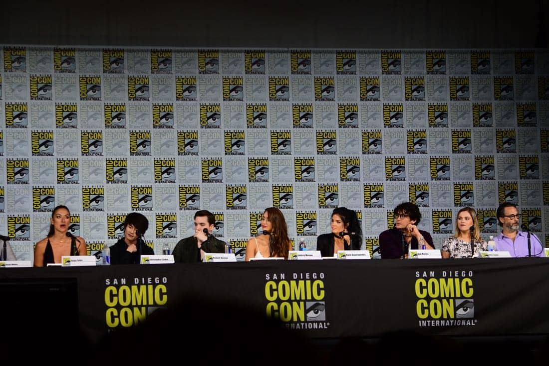 The 100 Comic Con 2017 Panel 10