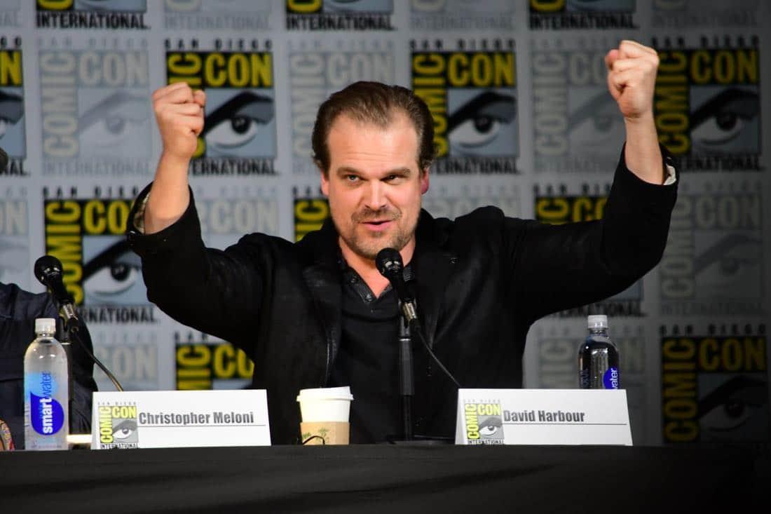 brave new warriors Comic Con 2017 Panel 20