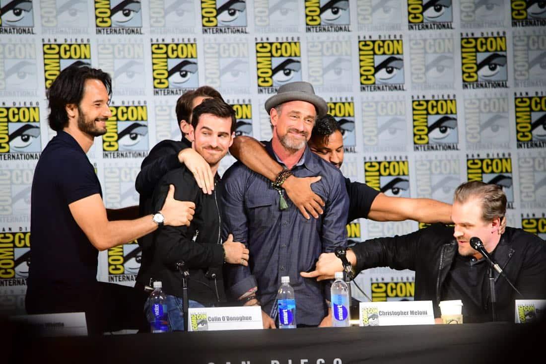 brave new warriors Comic Con 2017 Panel 23