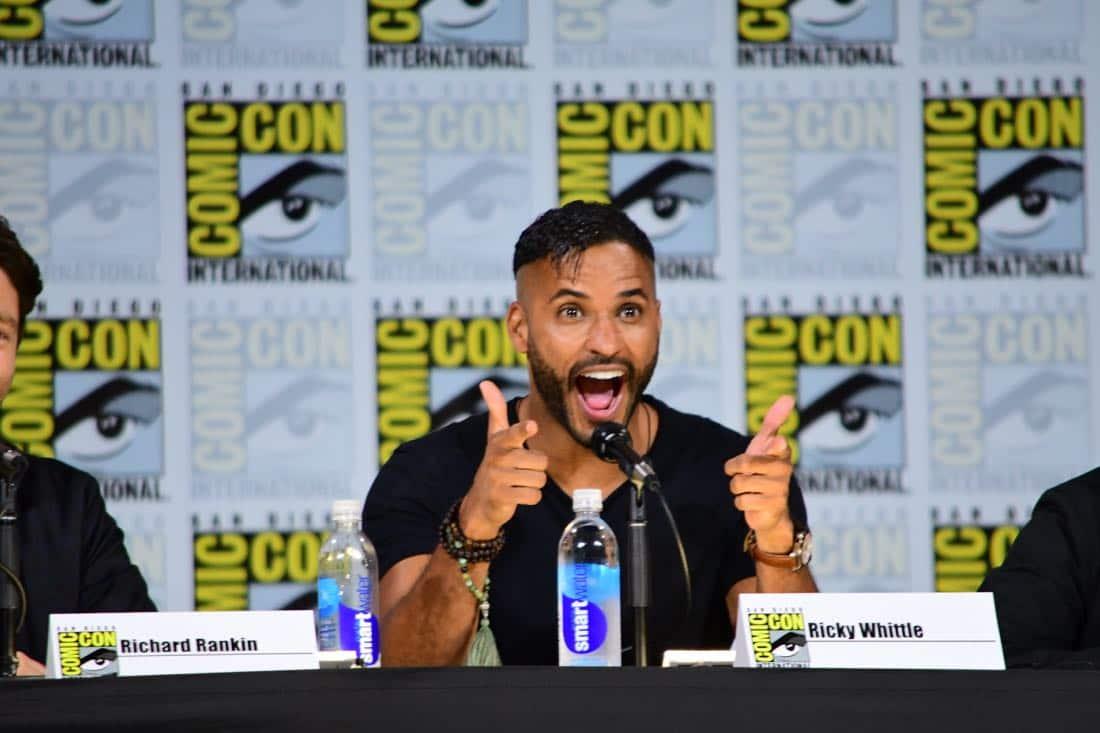 brave new warriors Comic Con 2017 Panel 28