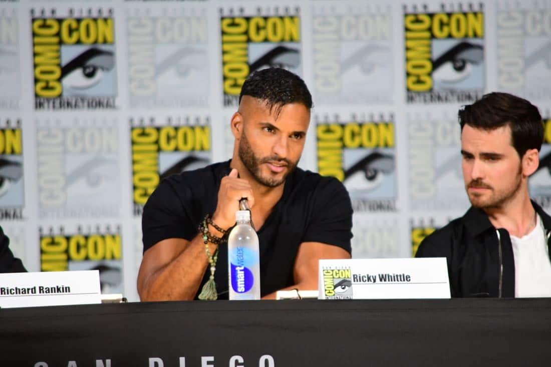 brave new warriors Comic Con 2017 Panel 11