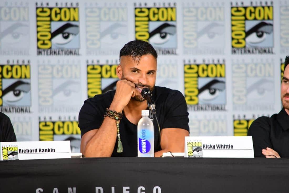 brave new warriors Comic Con 2017 Panel 17