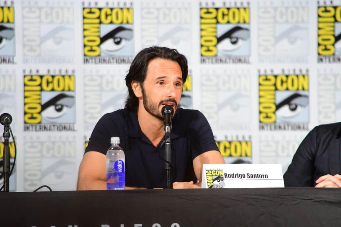 brave new warriors Comic Con 2017 Panel 09