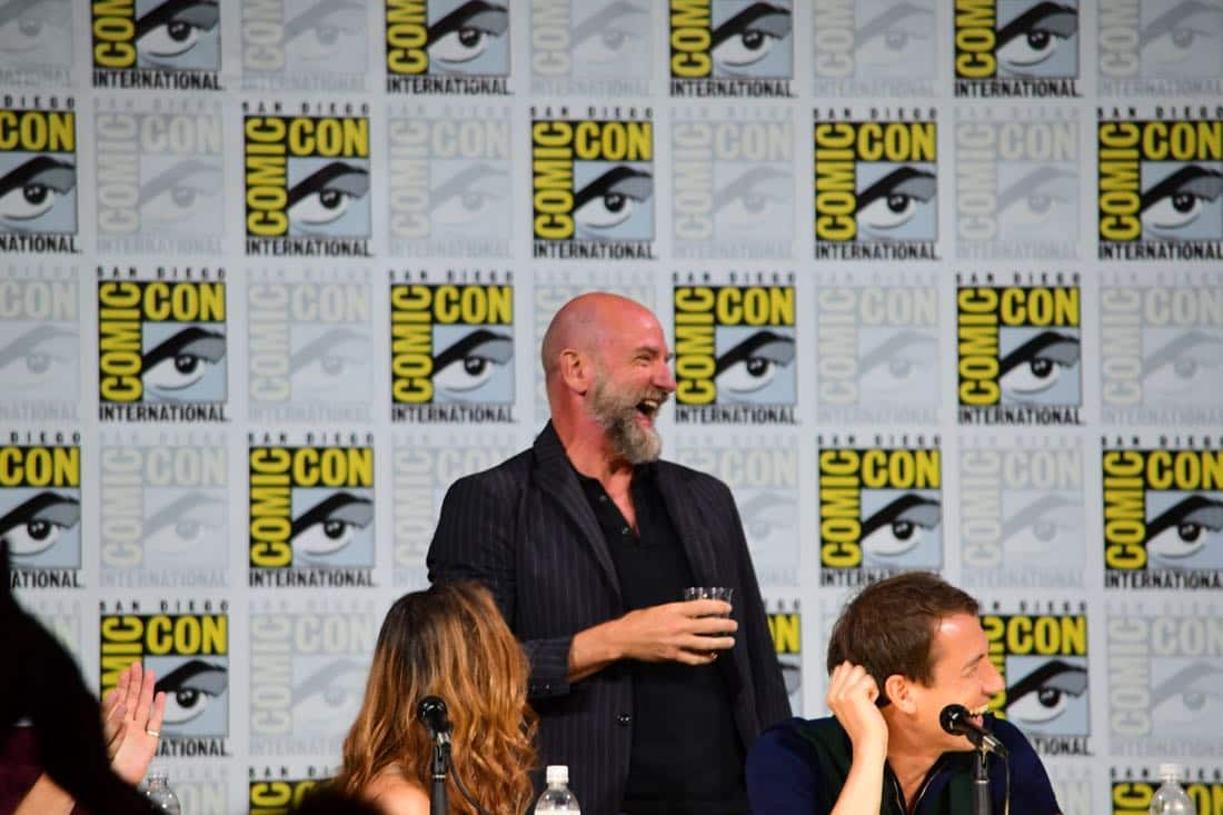 Outlander Comic Con 2017 Panel 24