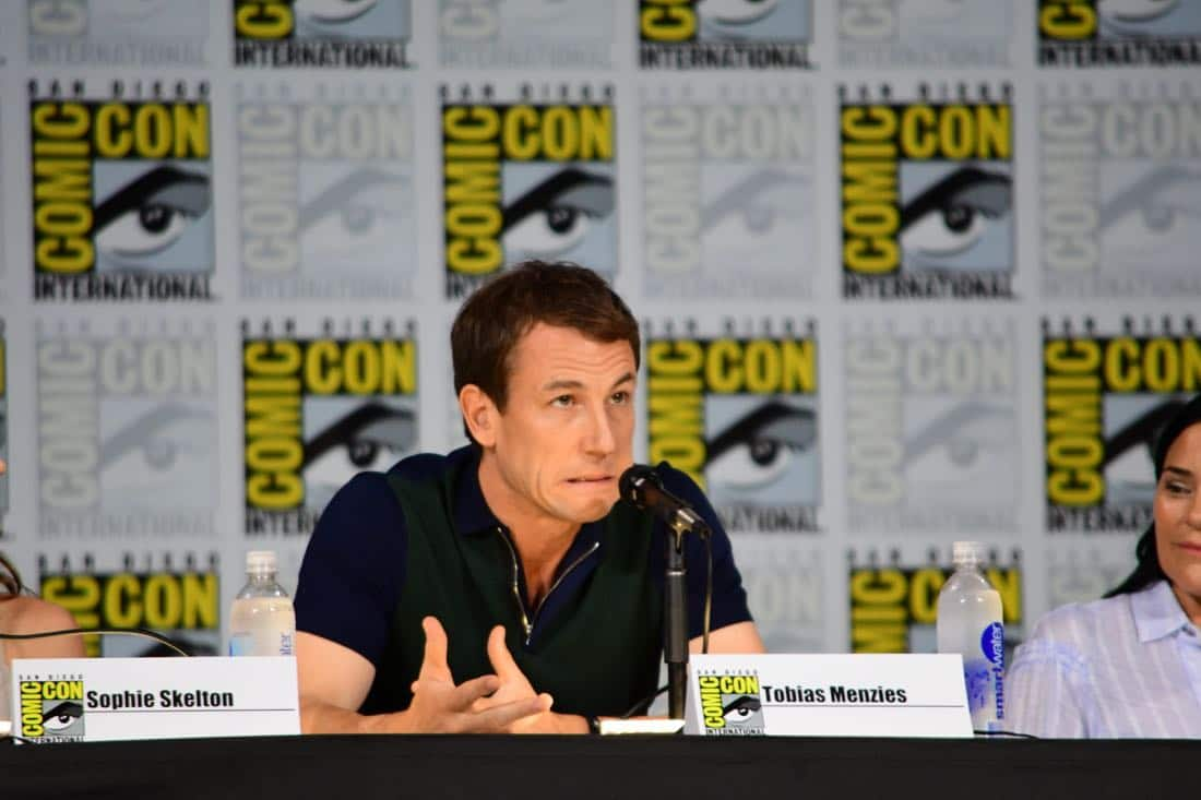 Outlander Comic Con 2017 Panel 12