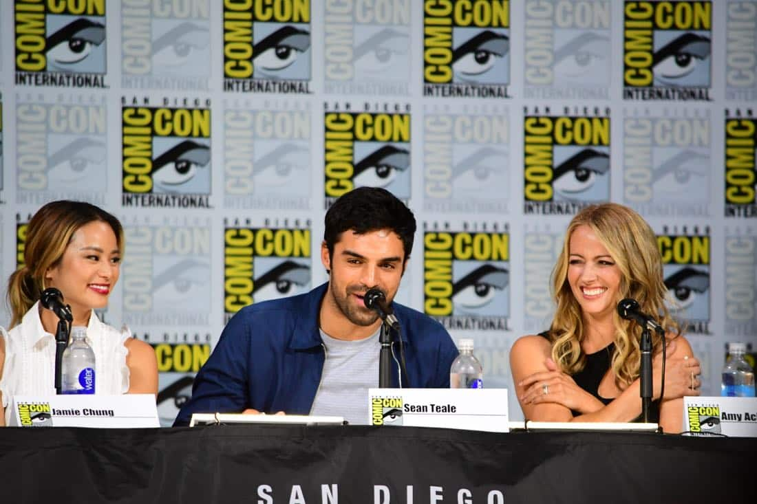 The Gifted Comic Con 2017 Panel 25