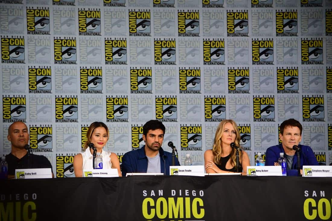 The Gifted Comic Con 2017 Panel 27