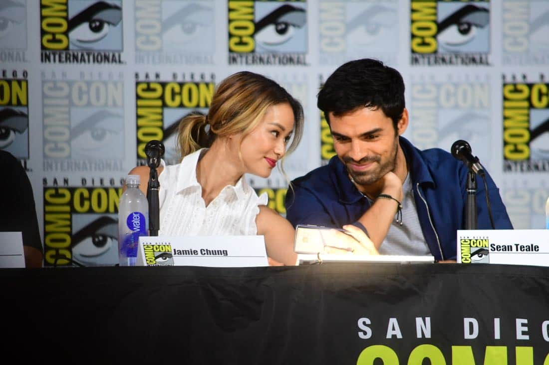 The Gifted Comic Con 2017 Panel 15