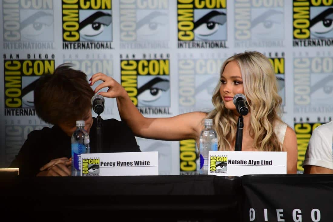 The Gifted Comic Con 2017 Panel 16