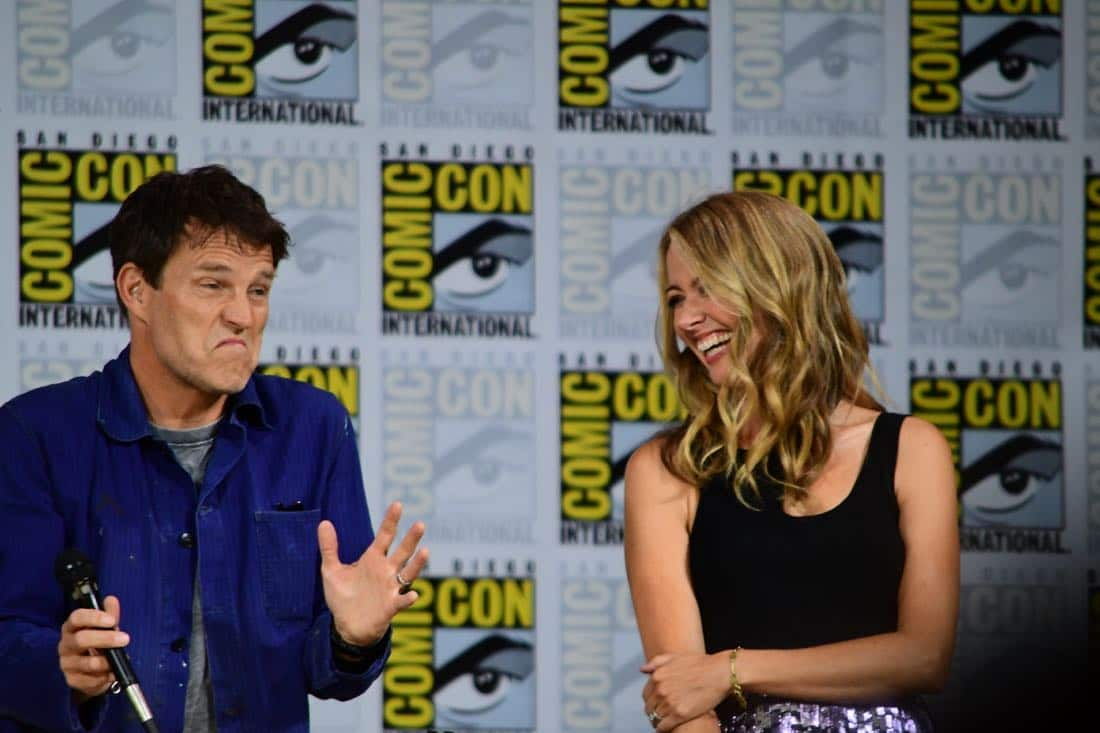 The Gifted Comic Con 2017 Panel 07