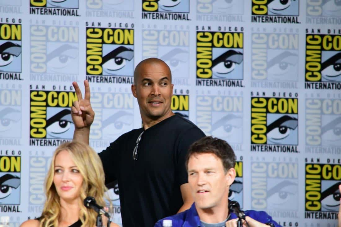 The Gifted Comic Con 2017 Panel 09