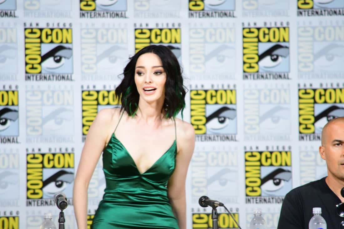 The Gifted Comic Con 2017 Panel 10