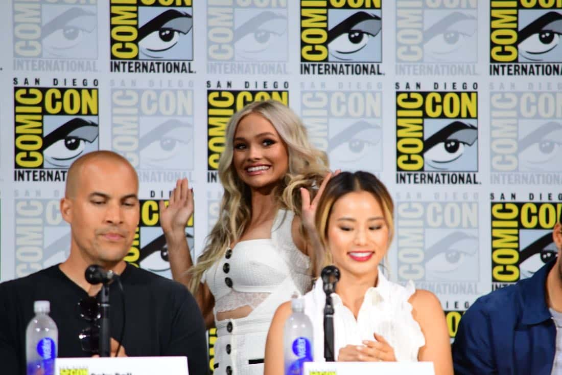 The Gifted Comic Con 2017 Panel 11