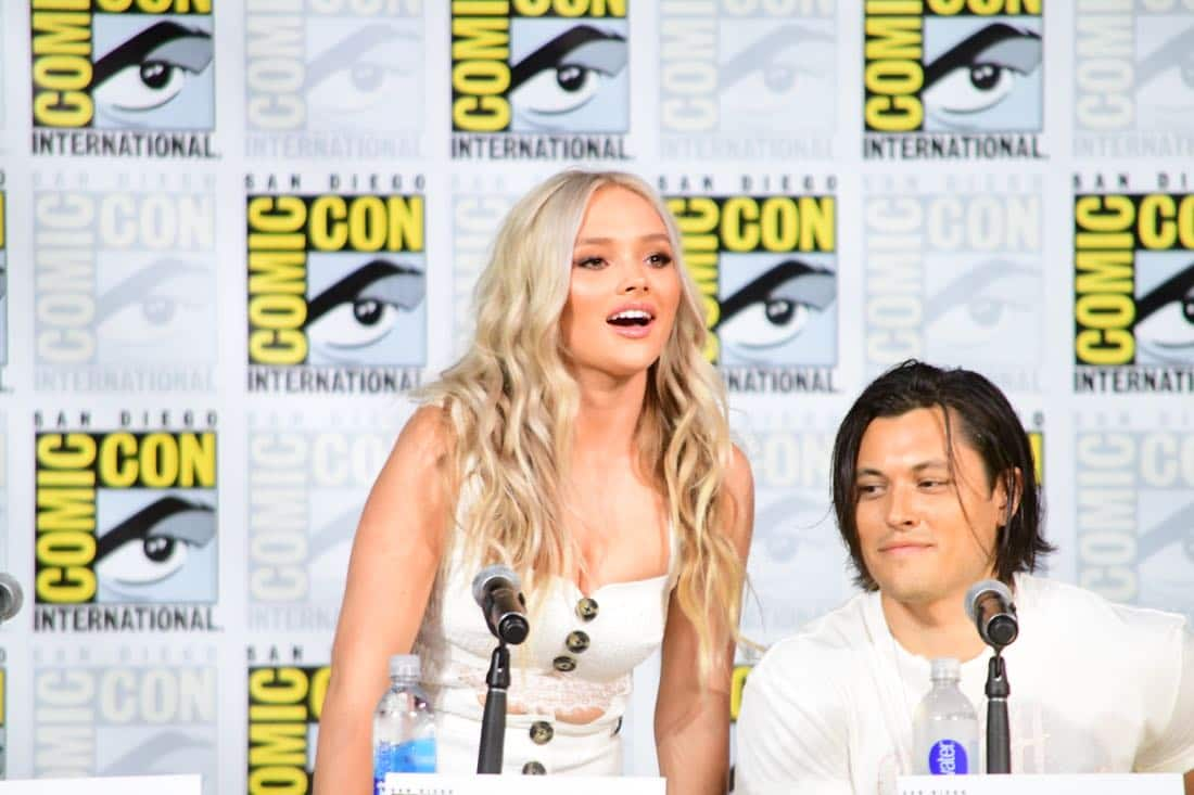 The Gifted Comic Con 2017 Panel 12