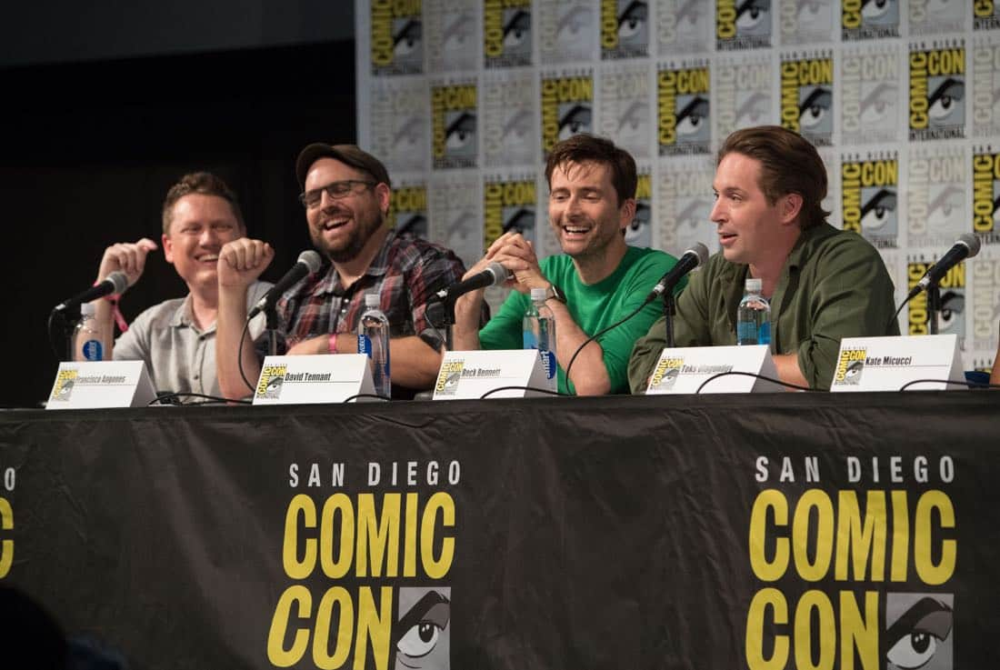 Ducktales Comic Con 2017 4