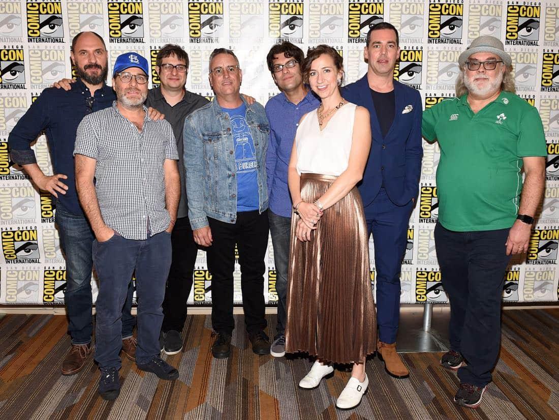Bobs Burgers Comic Con 2017 08