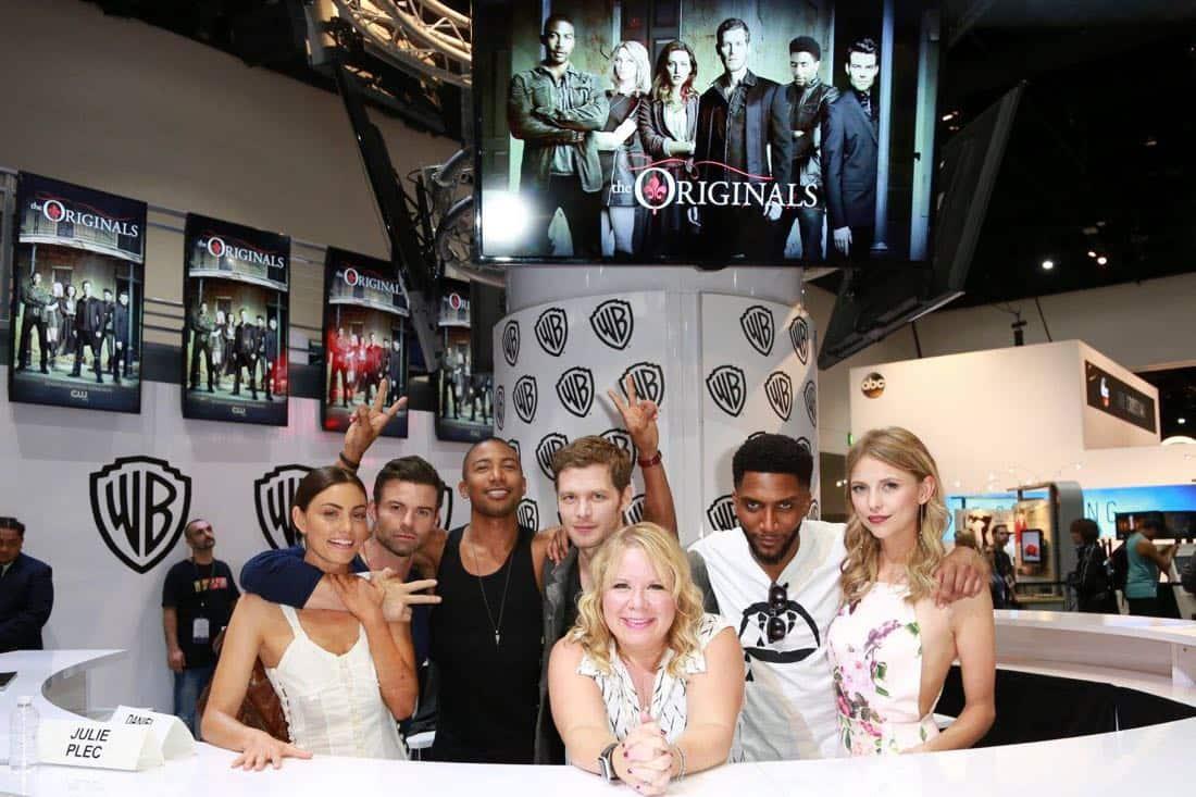 Comic Con Photos THE ORIGINALS 9