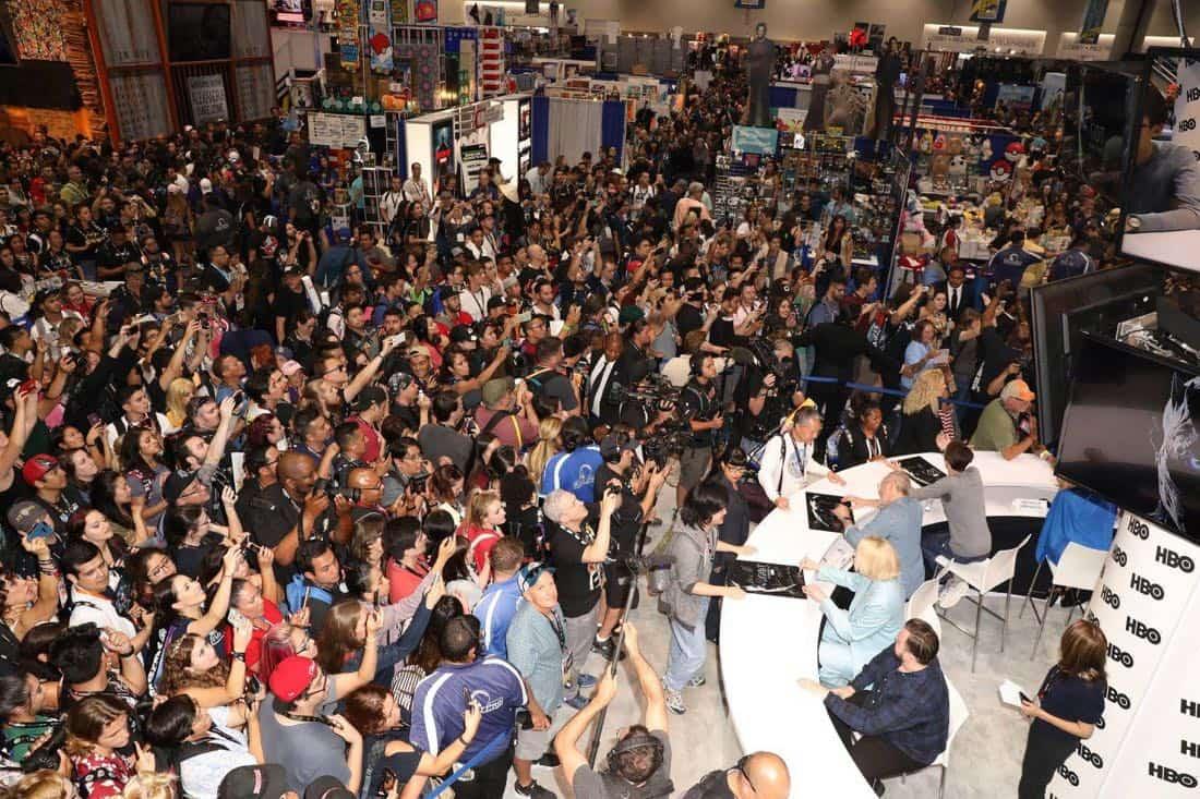 Comic Con Photos GAME OF THRONES 10