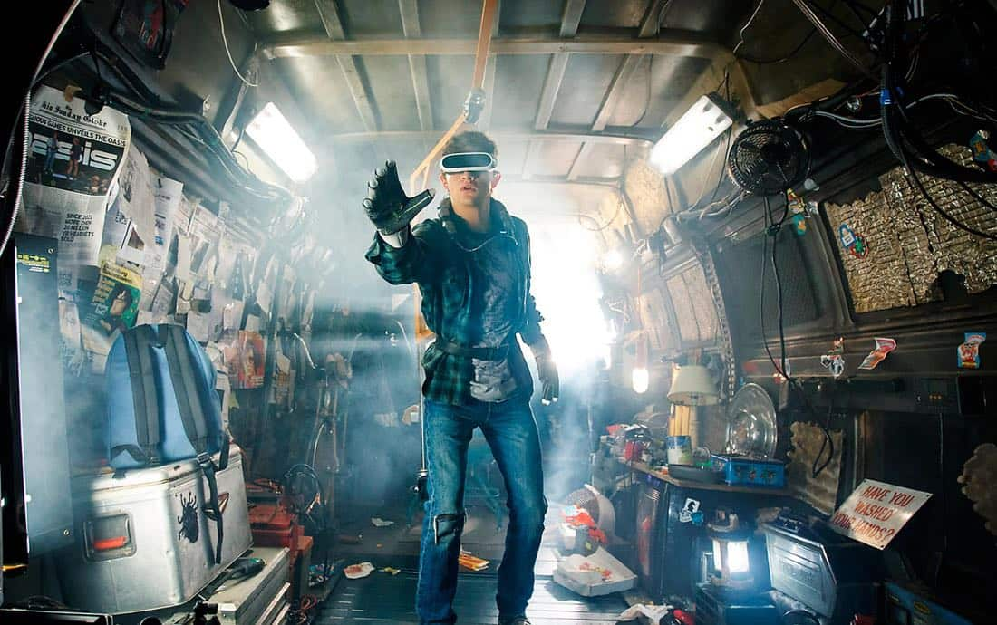Ready Player One (2018) Tye Sheridan as Wade Owen Watts/Parzival