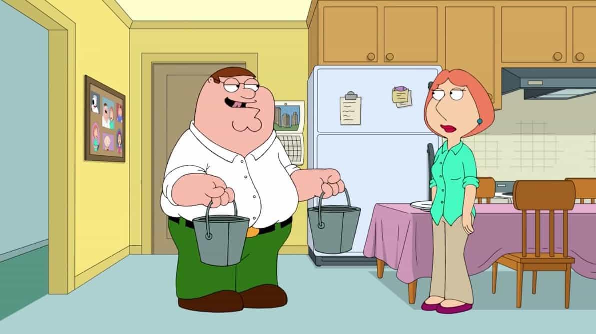 Family Guy Comic Con