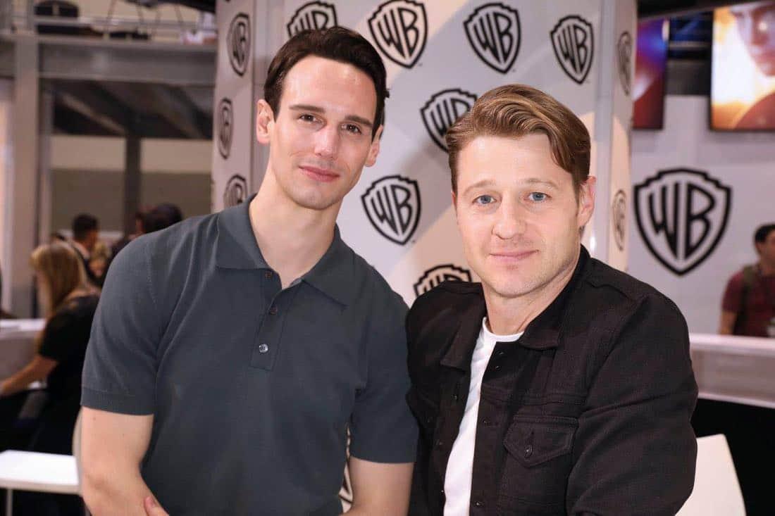 Comic Con Photos Gotham Cast SDCC 02