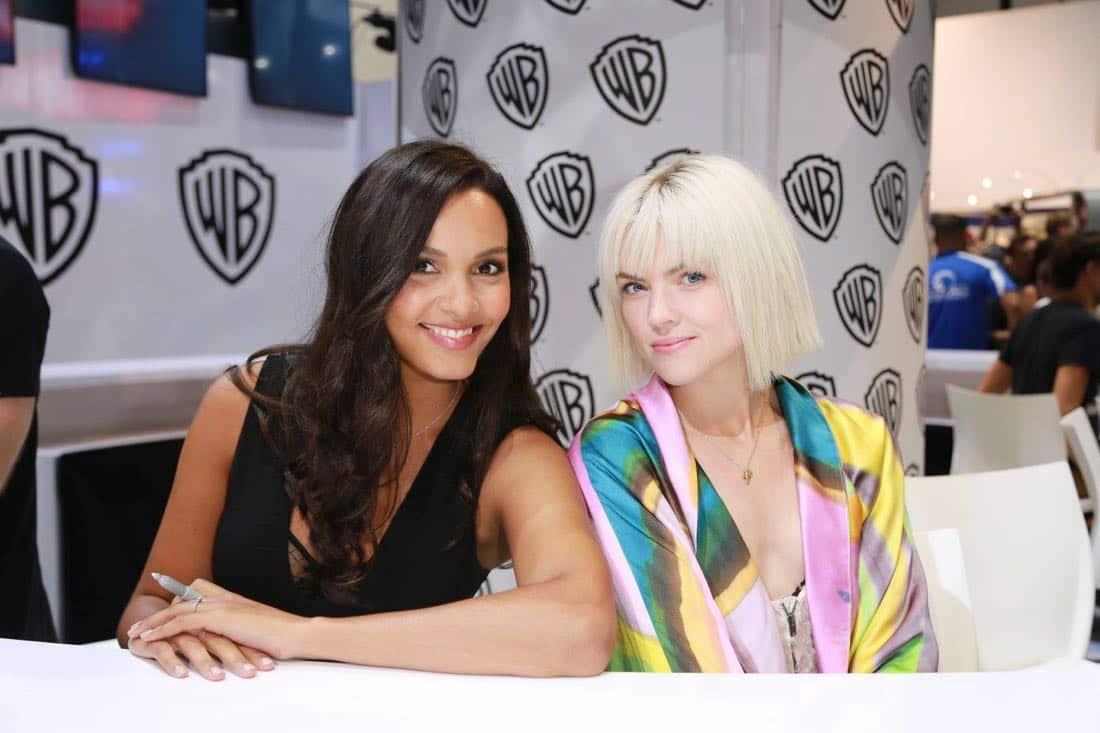 Comic Con Photos Gotham Cast SDCC 09